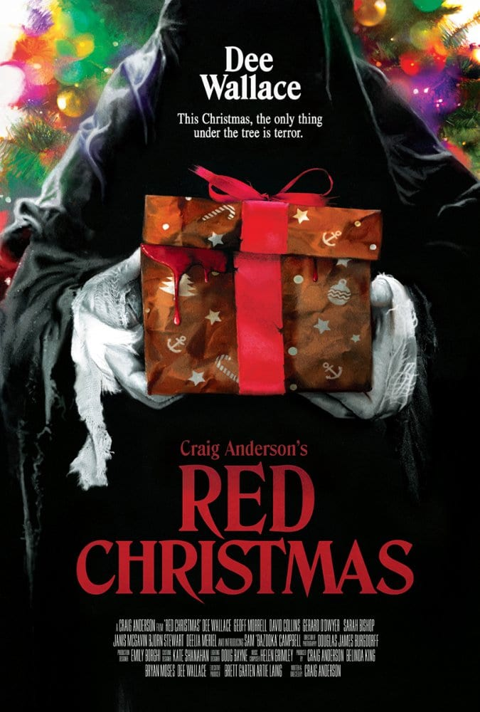 Red Christmas Cover