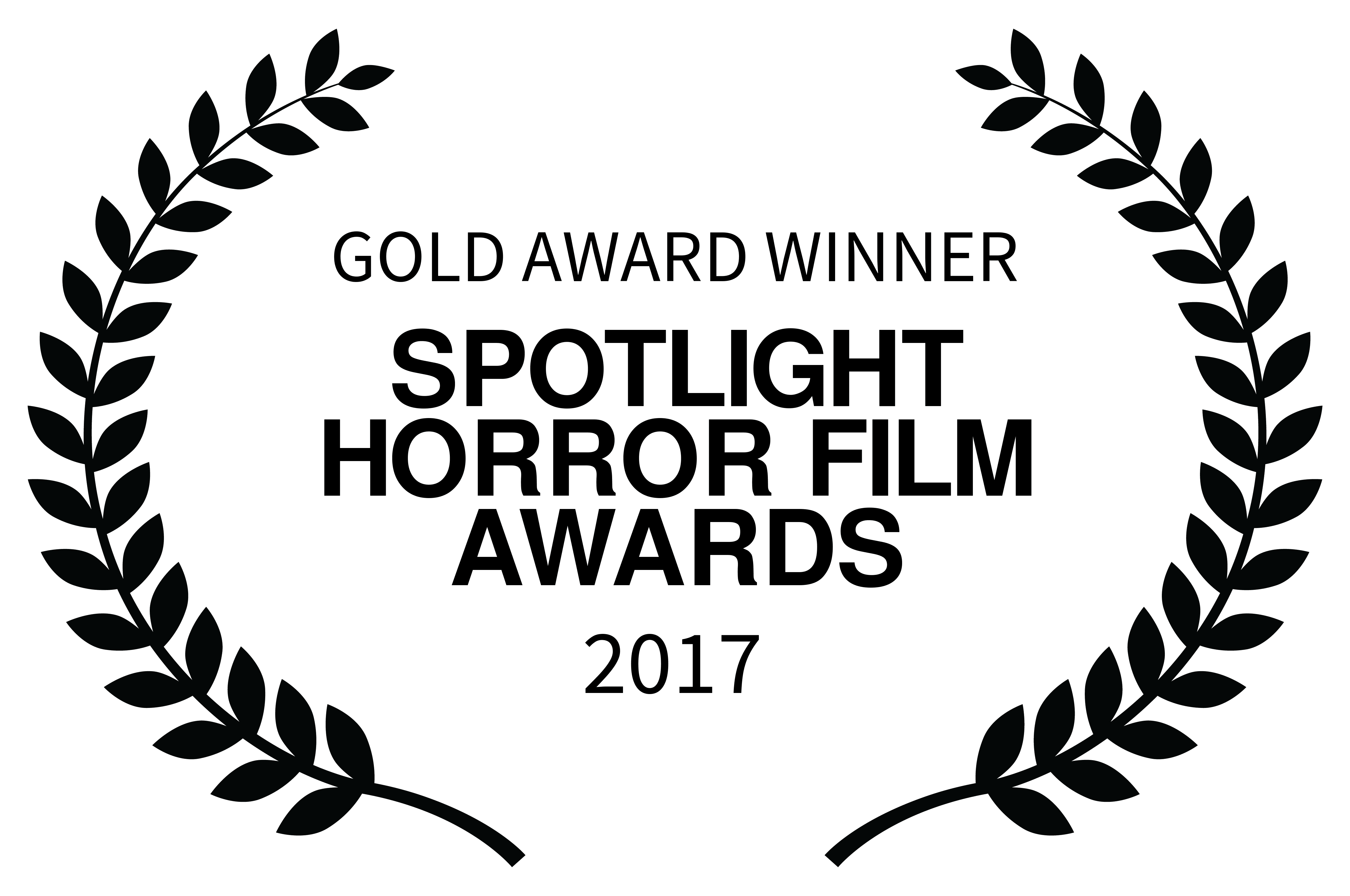 GOLDAWARDWINNER-SPOTLIGHTHORRORFILMAWARDS-2017